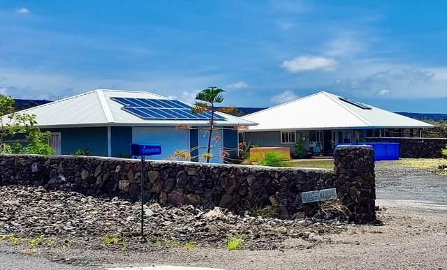 92-1032 Hokulani Blvd, Ocean View, HI 96704 (MLS #639874) :: Elite Pacific Properties