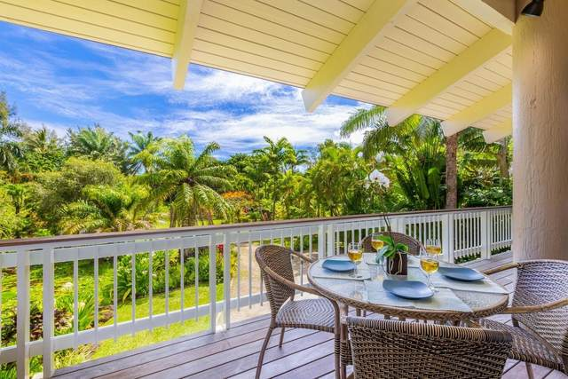 3531 Anini Rd, Kilauea, HI 96754 (MLS #639899) :: Kauai Exclusive Realty