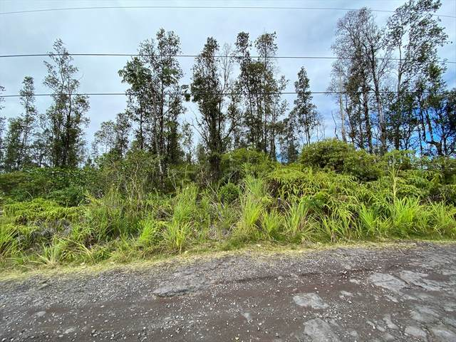 34TH AVE, Keaau, HI 96760 (MLS #640101) :: Elite Pacific Properties