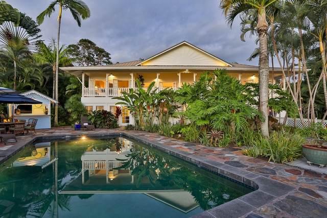 75-693 Paai Place, Kailua-Kona, HI 96740 (MLS #640105) :: Elite Pacific Properties