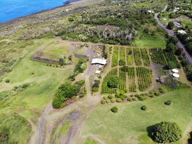 Mamalahoa Hwy, Captain Cook, HI 96704 (MLS #640284) :: Corcoran Pacific Properties