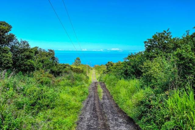 Address Not Published, Captain Cook, HI 96704 (MLS #640324) :: Song Team | LUVA Real Estate