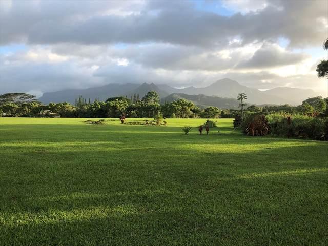Kapaka St, Princeville, HI 96722 (MLS #640399) :: Kauai Exclusive Realty