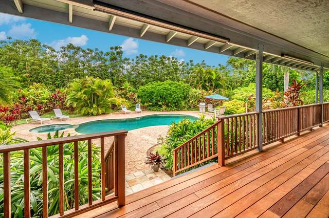 1271 Kamalu Rd, Kapaa, HI 96746 (MLS #640827) :: Corcoran Pacific Properties