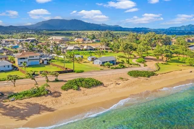 1127 Moanakai Rd, Kapaa, HI 96746 (MLS #640991) :: LUVA Real Estate