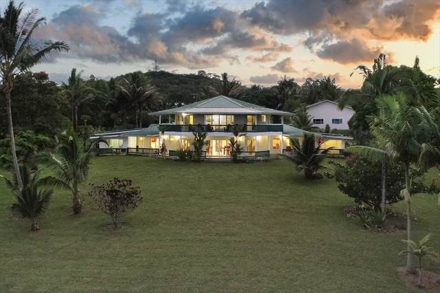 28-1197 Old Mamalahoa Hwy, Pepeekeo, HI 96783 (MLS #641185) :: Corcoran Pacific Properties