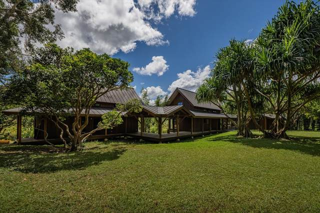 2895-H Kamookoa, Kilauea, HI 96722 (MLS #641325) :: Iokua Real Estate, Inc.