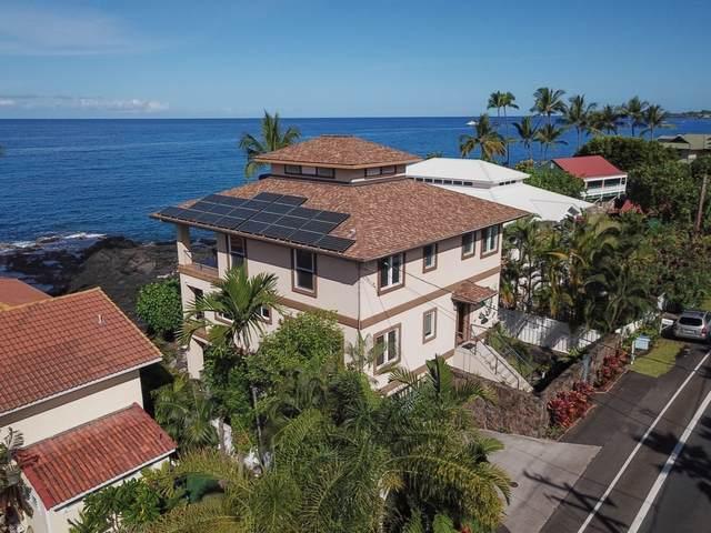 75-5952 Alii Dr, Kailua-Kona, HI 96740 (MLS #641583) :: Steven Moody
