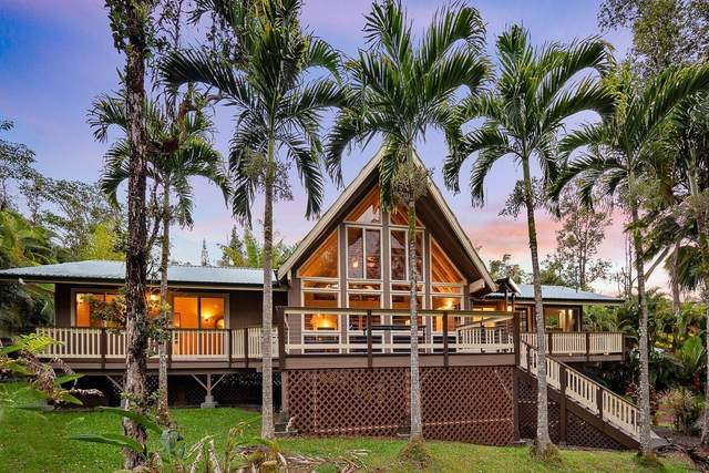 15-2042 25TH AVE (OKIKA), Keaau, HI 96749 (MLS #641615) :: Corcoran Pacific Properties