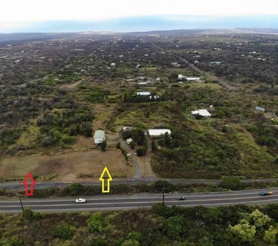92-8505 Mamalahoa Hwy, Ocean View, HI 96737 (MLS #641655) :: Corcoran Pacific Properties