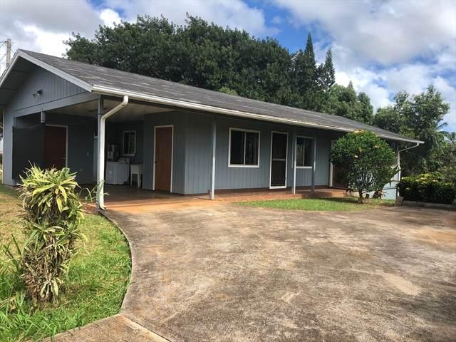 5500-A Kawaihau Rd, Kapaa, HI 96746 (MLS #641762) :: LUVA Real Estate