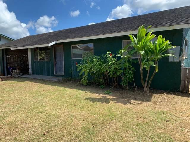 2479 Oka St, Kilauea, HI 96754 (MLS #641921) :: Corcoran Pacific Properties