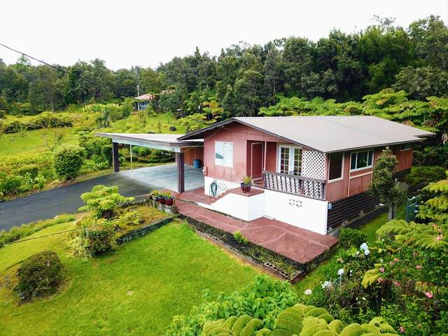 19-3940 Hoonanea St, Volcano, HI 96785 (MLS #642052) :: Iokua Real Estate, Inc.