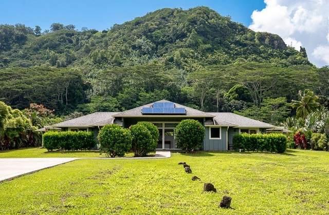 536 Kamalu Road, Kapaa, HI 96746 (MLS #642054) :: Iokua Real Estate, Inc.