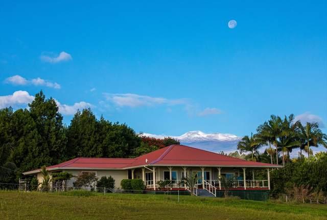 28-464 Souza Rd, Pepeekeo, HI 96783 (MLS #642086) :: Corcoran Pacific Properties