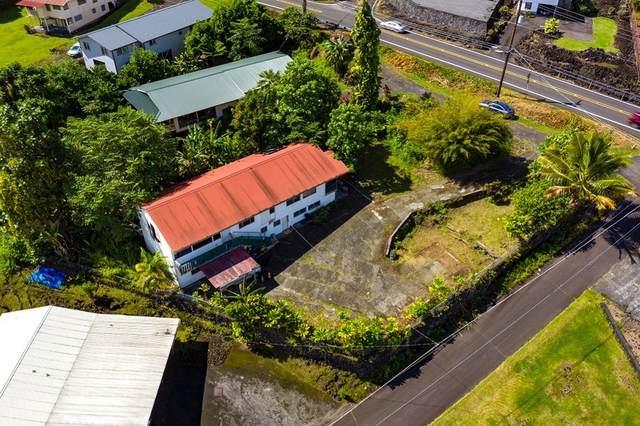 487 Kaumana Dr, Hilo, HI 96720 (MLS #642327) :: LUVA Real Estate