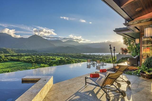 5121 Hanalei Plantation Rd, Princeville, HI 96722 (MLS #642508) :: Kauai Exclusive Realty