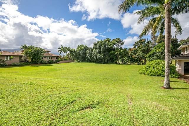 4058 Aloalii Dr, Princeville, HI 96722 (MLS #642557) :: Kauai Exclusive Realty