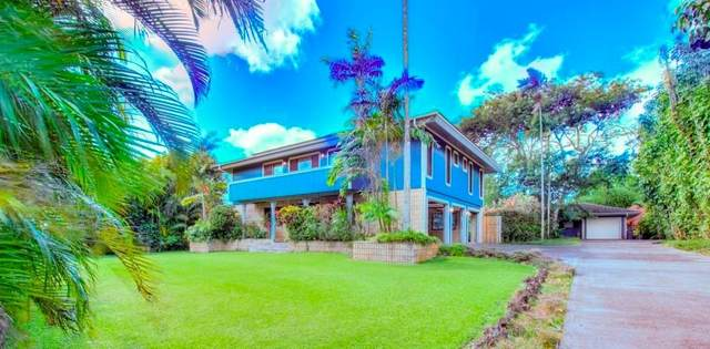 4185 RD Omao Rd, Koloa, HI 96756 (MLS #642892) :: Kauai Exclusive Realty