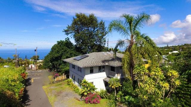 81-6652 Hawaii Belt Rd, Kealakekua, HI 96750 (MLS #642998) :: Corcoran Pacific Properties