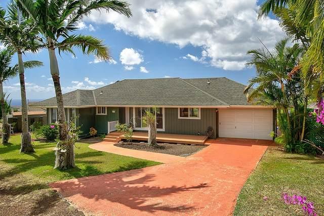3681-D Waha Rd, Kalaheo, HI 96741 (MLS #643030) :: Corcoran Pacific Properties