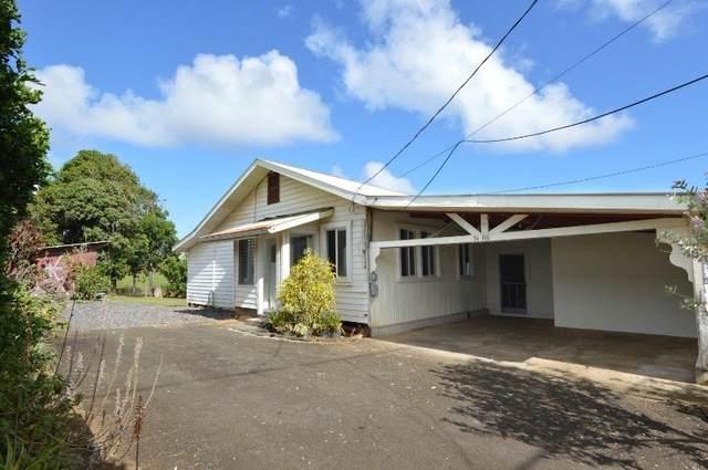 54-316 Union Mill Rd, Kapaau, HI 96755 (MLS #643137) :: Iokua Real Estate, Inc.