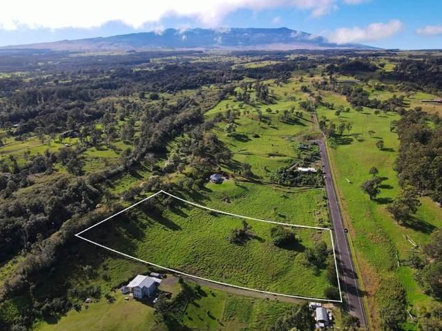 Paauilo Mauka Rd, Honokaa, HI 96727 (MLS #643271) :: Aloha Kona Realty, Inc.