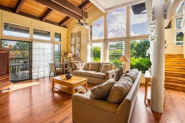 3920 Wyllie Rd, Princeville, HI 96722 (MLS #643296) :: Corcoran Pacific Properties
