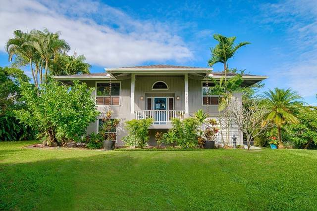 4009 Kaikioewa Pl, Princeville, HI 96722 (MLS #643310) :: Corcoran Pacific Properties