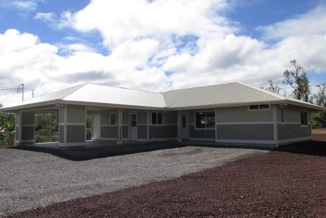 16-1358 36TH AVE, Keaau, HI 96760 (MLS #643359) :: Iokua Real Estate, Inc.