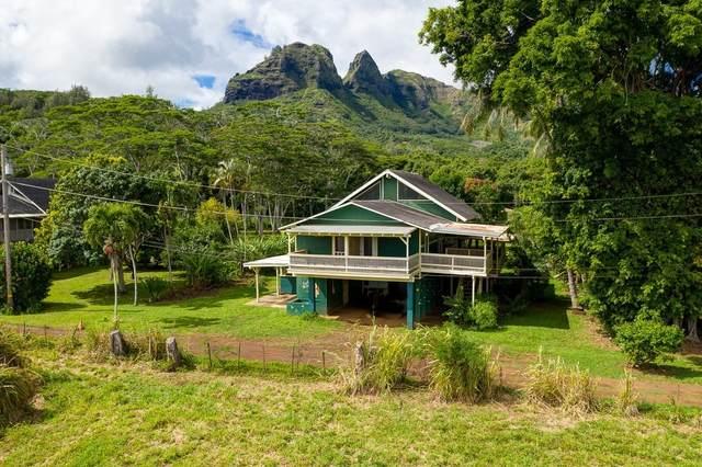 4-4240-C Kuhio Hwy, Anahola, HI 96703 (MLS #643418) :: Kauai Exclusive Realty