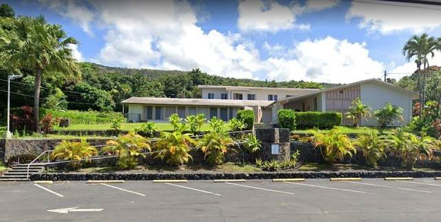 84-5236 Hawaii Belt Rd, Captain Cook, HI 96704 (MLS #644131) :: Corcoran Pacific Properties