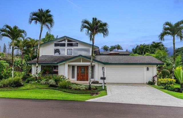 4193 Kekuanaoa Lane, Princeville, HI 96722 (MLS #644296) :: Iokua Real Estate, Inc.