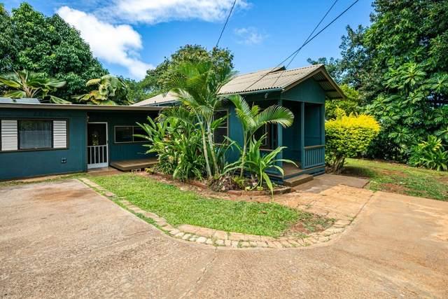 5605 Honua Rd, Kapaa, HI 96746 (MLS #644358) :: Corcoran Pacific Properties