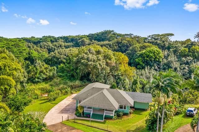 5881 Kini Pl, Kapaa, HI 96746 (MLS #645675) :: Kauai Exclusive Realty