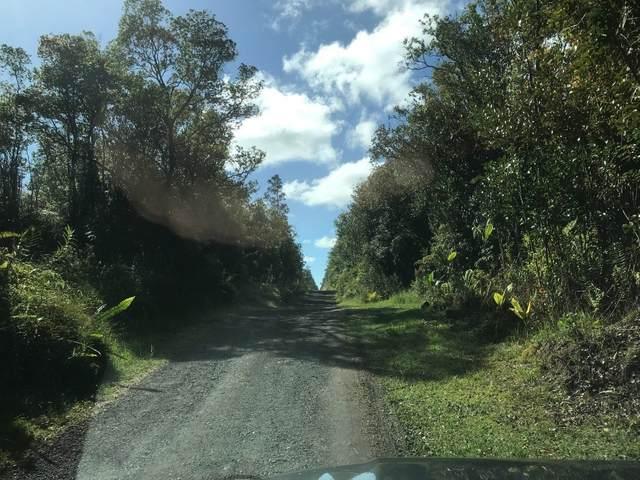 Makoa Rd, Volcano, HI 96785 (MLS #645718) :: Hawai'i Life