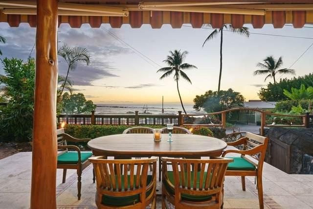 78-6665 Alii Dr, Kailua-Kona, HI 96740 (MLS #645806) :: Team Lally