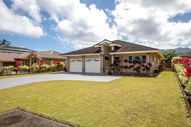 4171 Awela Pl, Lihue, HI 96766 (MLS #646389) :: Iokua Real Estate, Inc.