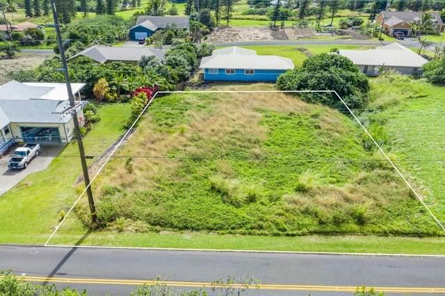 Kamaoa Rd, Naalehu, HI 96772 (MLS #646730) :: Corcoran Pacific Properties