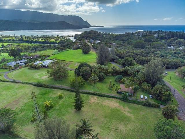 5001 Hanalei Plantation Rd, Princeville, HI 96722 (MLS #646794) :: Kauai Exclusive Realty