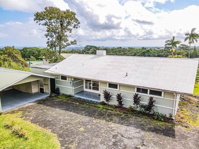 124 Alahelenui St, Hilo, HI 96720 (MLS #646835) :: Corcoran Pacific Properties