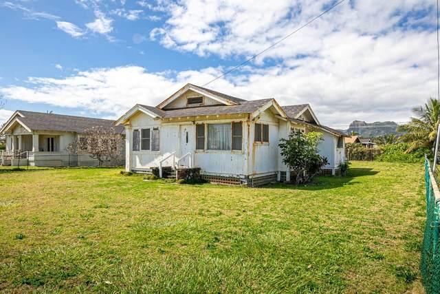 1093 Kealoha Rd, Kapaa, HI 96746 (MLS #647227) :: LUVA Real Estate