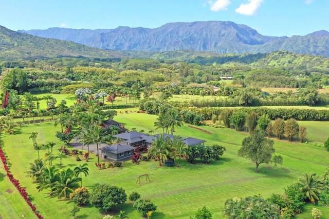 5730 Kahiliholo Rd, Kilauea, HI 96754 (MLS #647691) :: Kauai Exclusive Realty