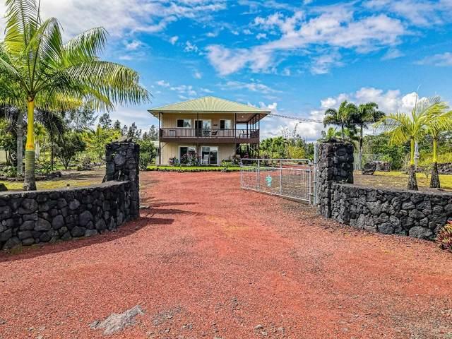 15-1862 1ST AVE, Keaau, HI 96749 (MLS #647940) :: Corcoran Pacific Properties