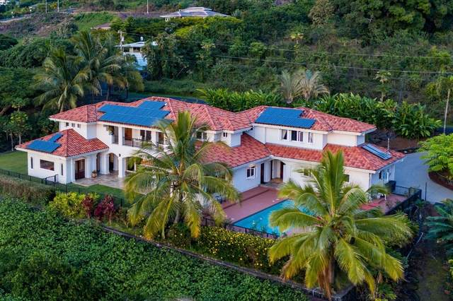 73-4500 Kohanaiki Rd, Kailua-Kona, HI 96740 (MLS #647951) :: LUVA Real Estate