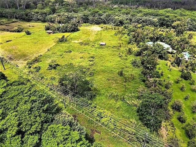 Lava Tree Rd, Pahoa, HI 96778 (MLS #648102) :: Team Lally
