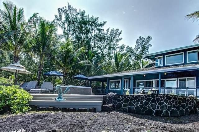 Beach Rd, Keaau, HI 96749 (MLS #648415) :: Corcoran Pacific Properties