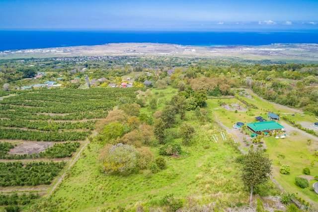 Mamalahoa Hwy, Holualoa, HI 96725 (MLS #648703) :: LUVA Real Estate