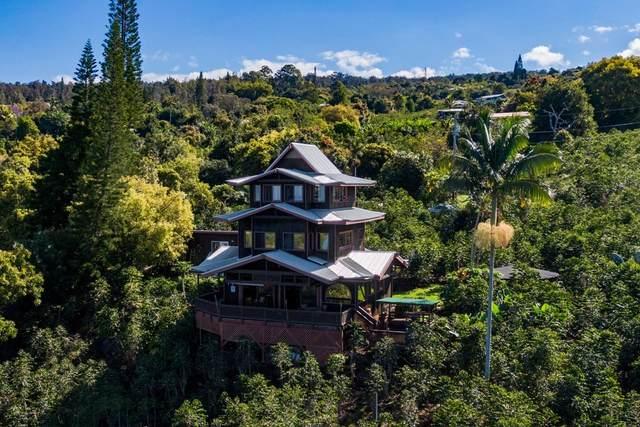 81-1075-B Captain Cook Rd, Captain Cook, HI 96704 (MLS #648719) :: LUVA Real Estate