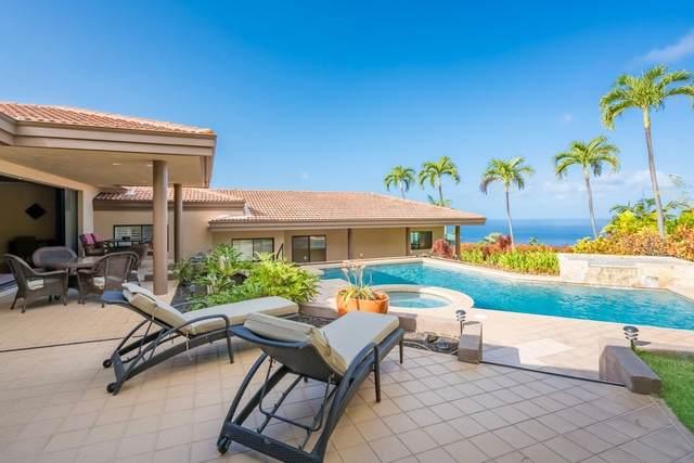 78-6803 Kuhinanui Wy, Kailua-Kona, HI 96740 (MLS #648731) :: Corcoran Pacific Properties